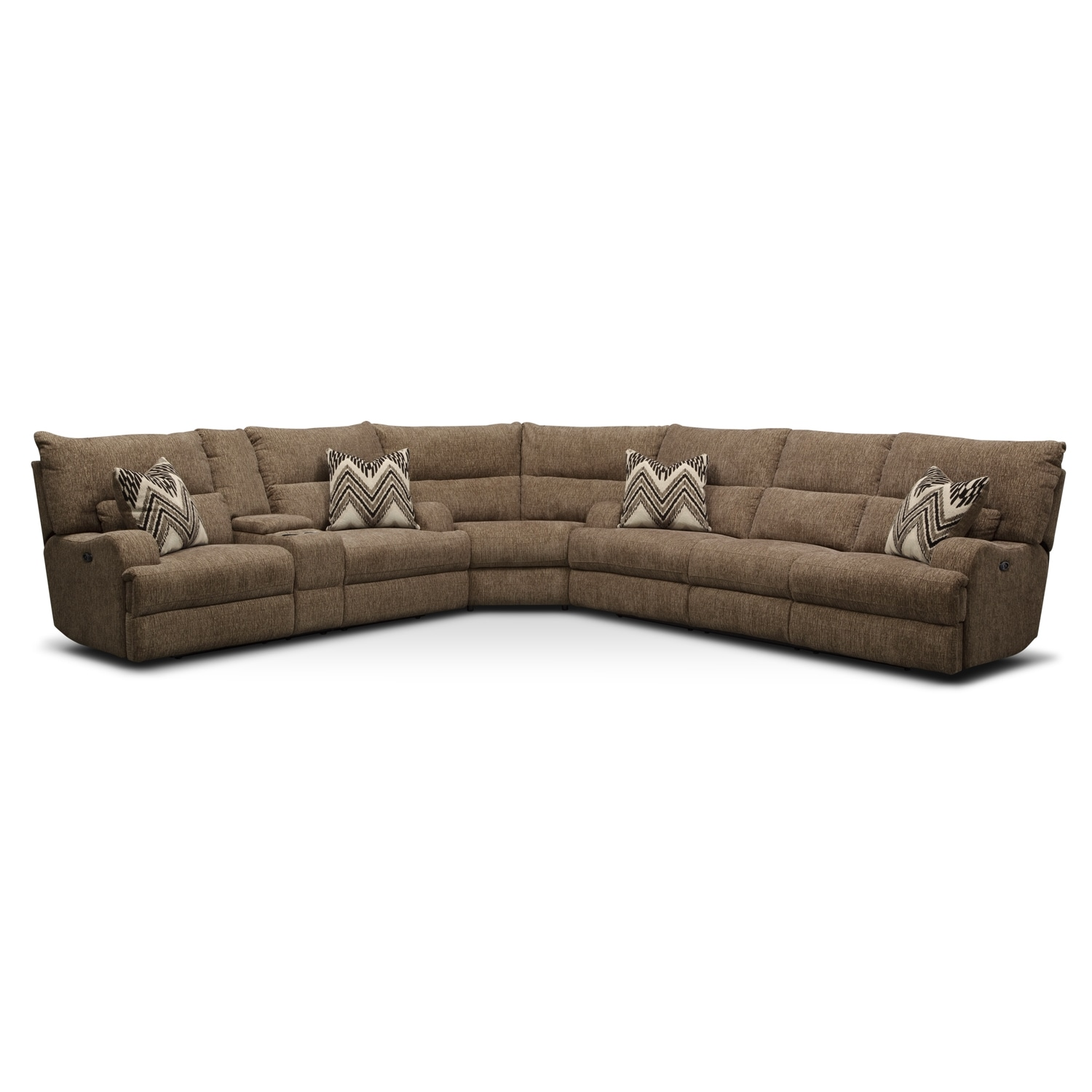 Sundance 3 Pc. Power Reclining Sectional