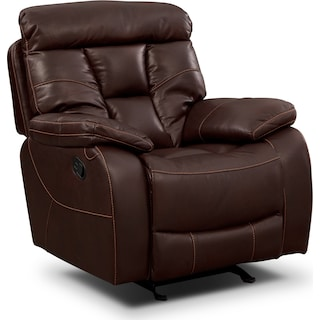 Dakota Glider Recliner - Java