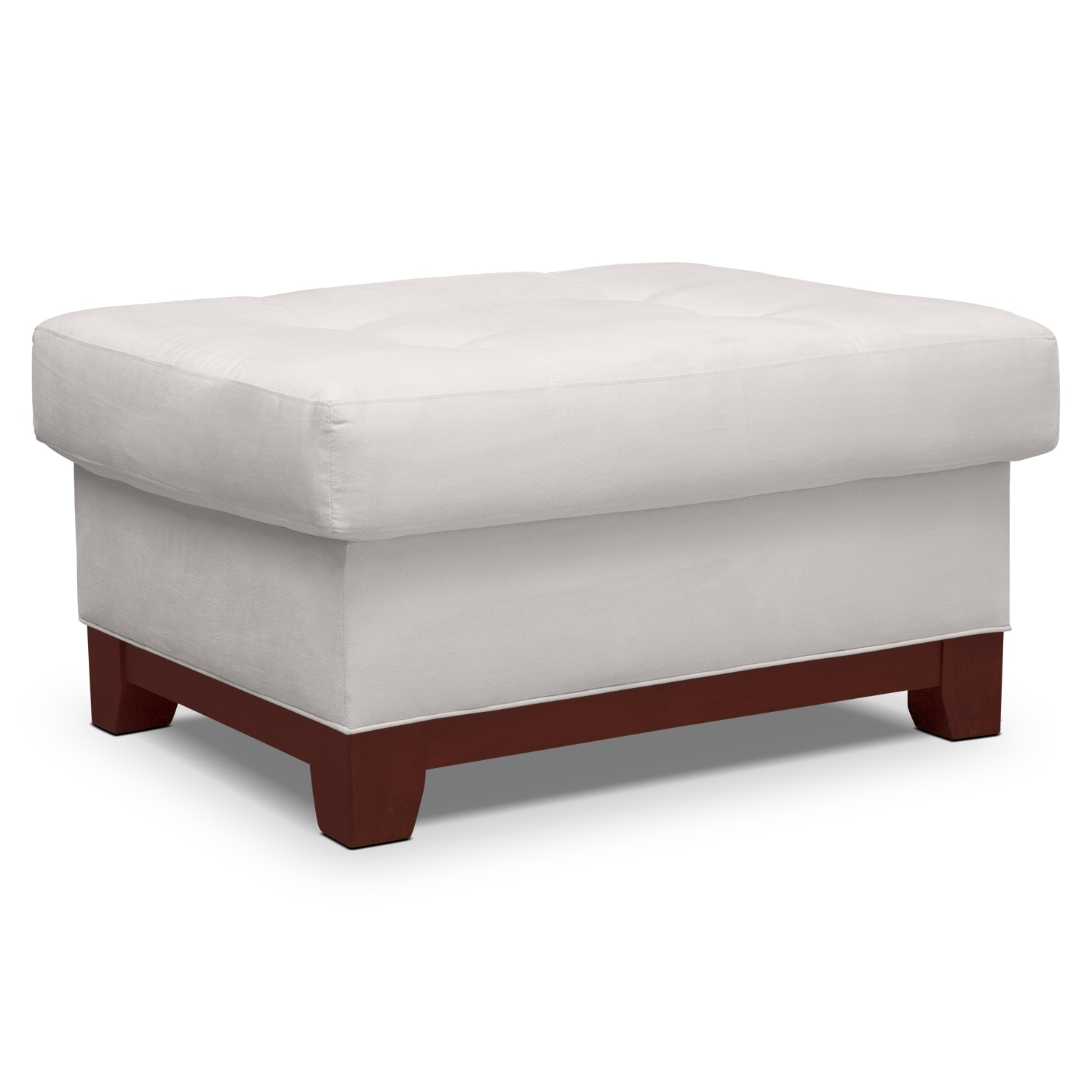 Living Room Furniture - Soho III Ottoman
