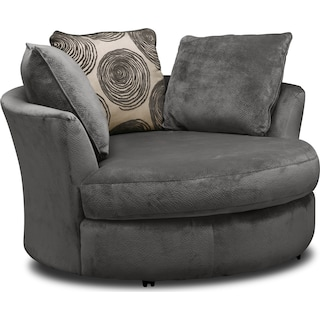 Cordelle Swivel Swivel Chair