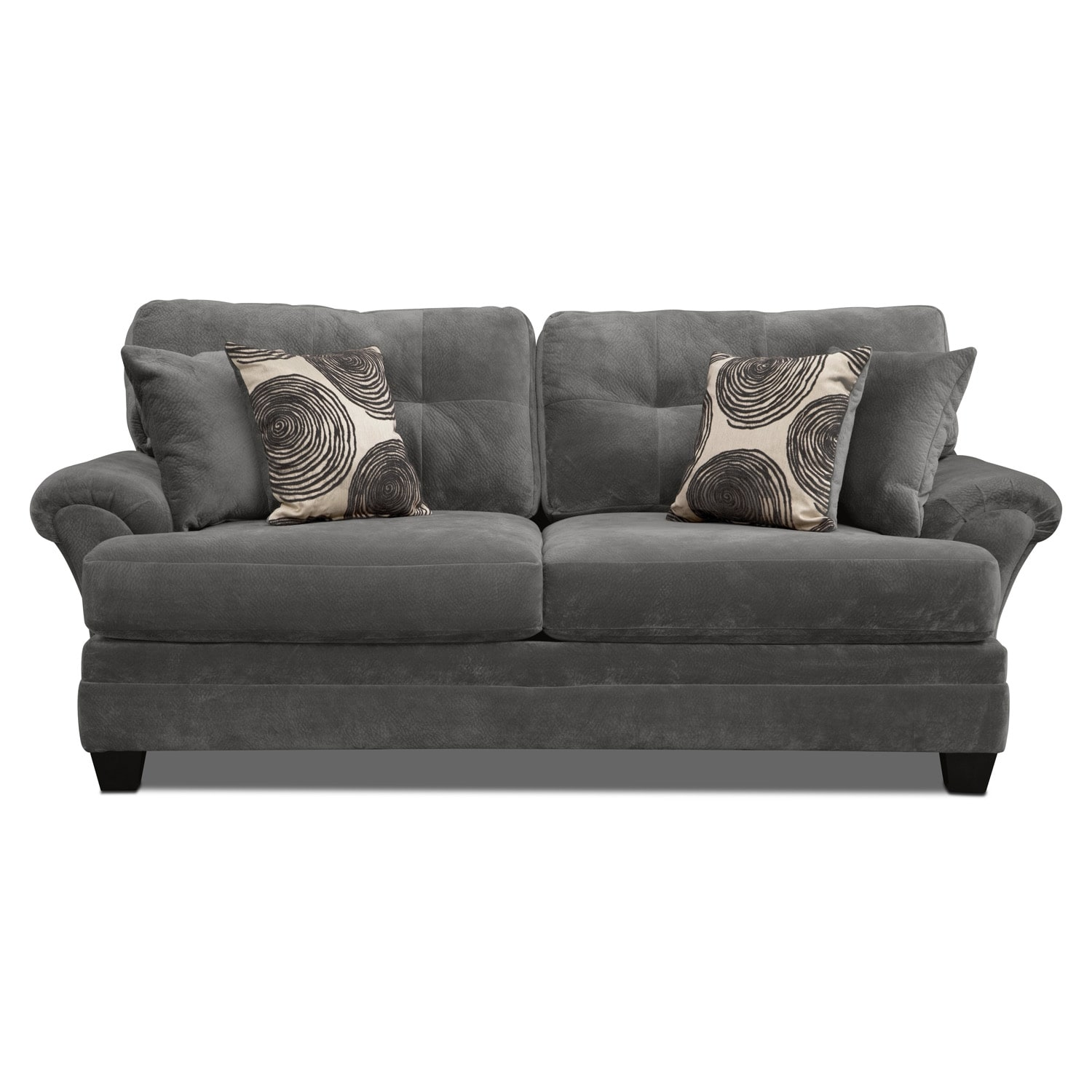 Cordelle Sofa Gray American Signature Furniture