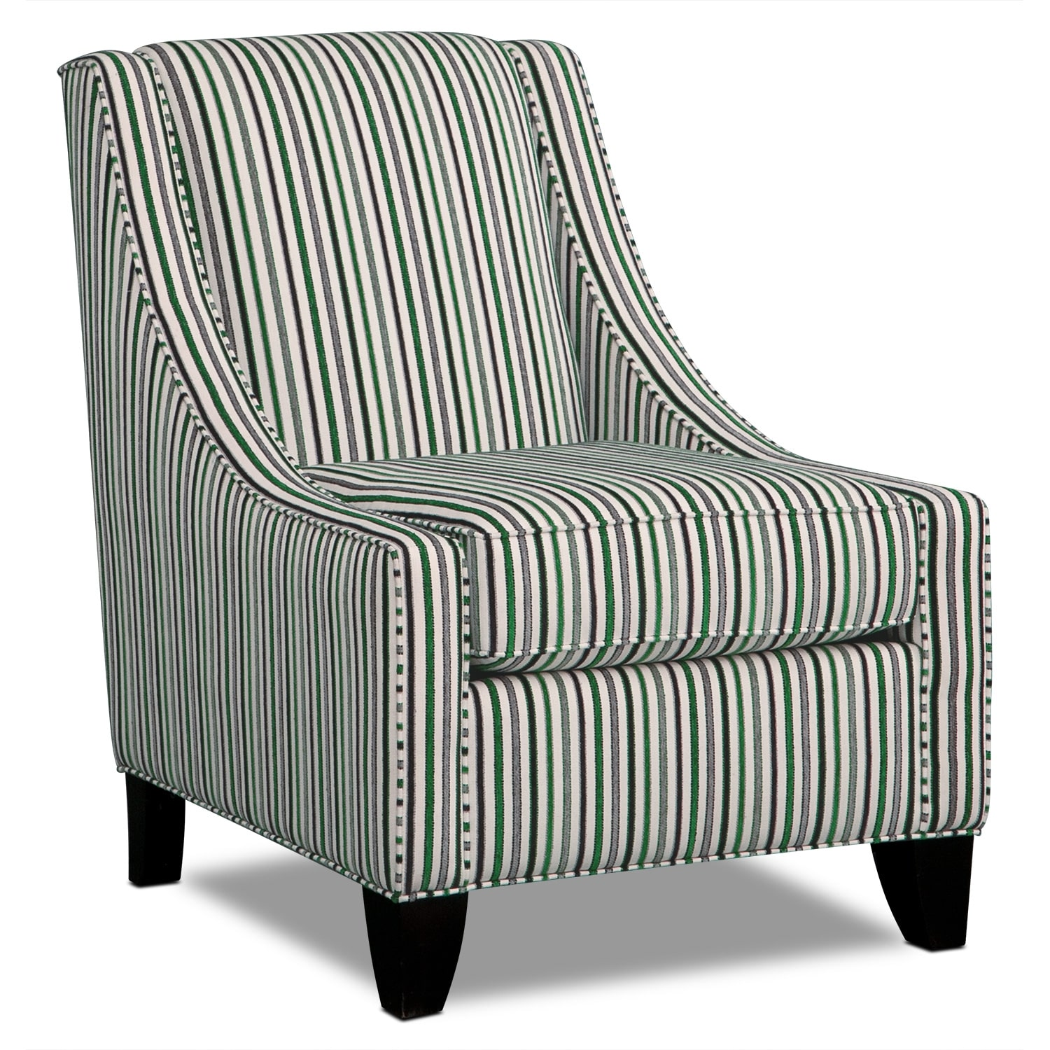 Living Room Furniture - Jasmine Accent Chair