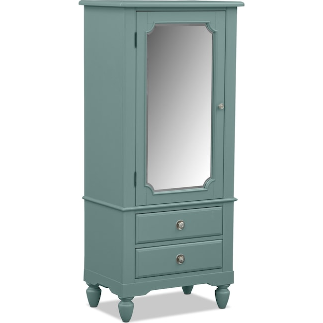 Kids Furniture - Seaside Lingerie Chest - Blue