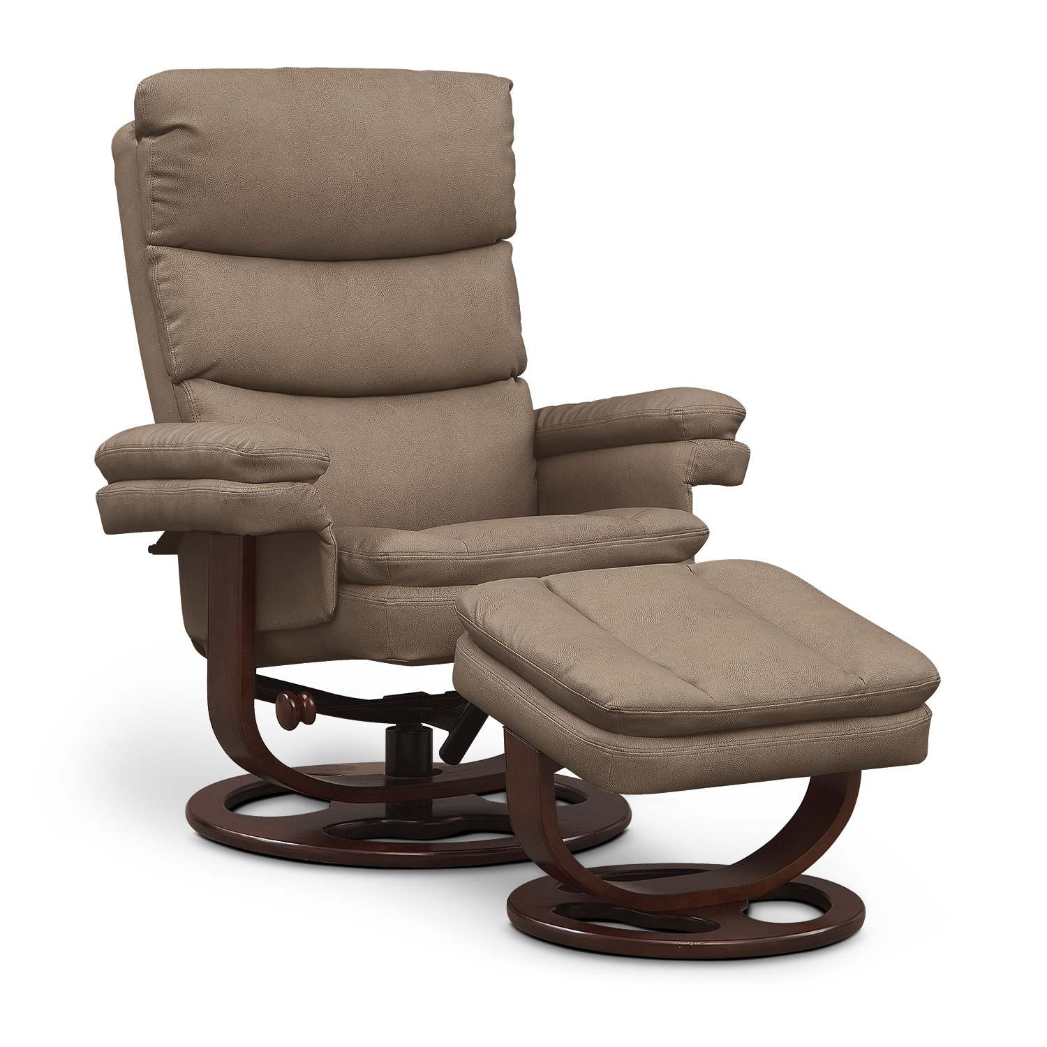 Matador Reclining Chair and Ottoman