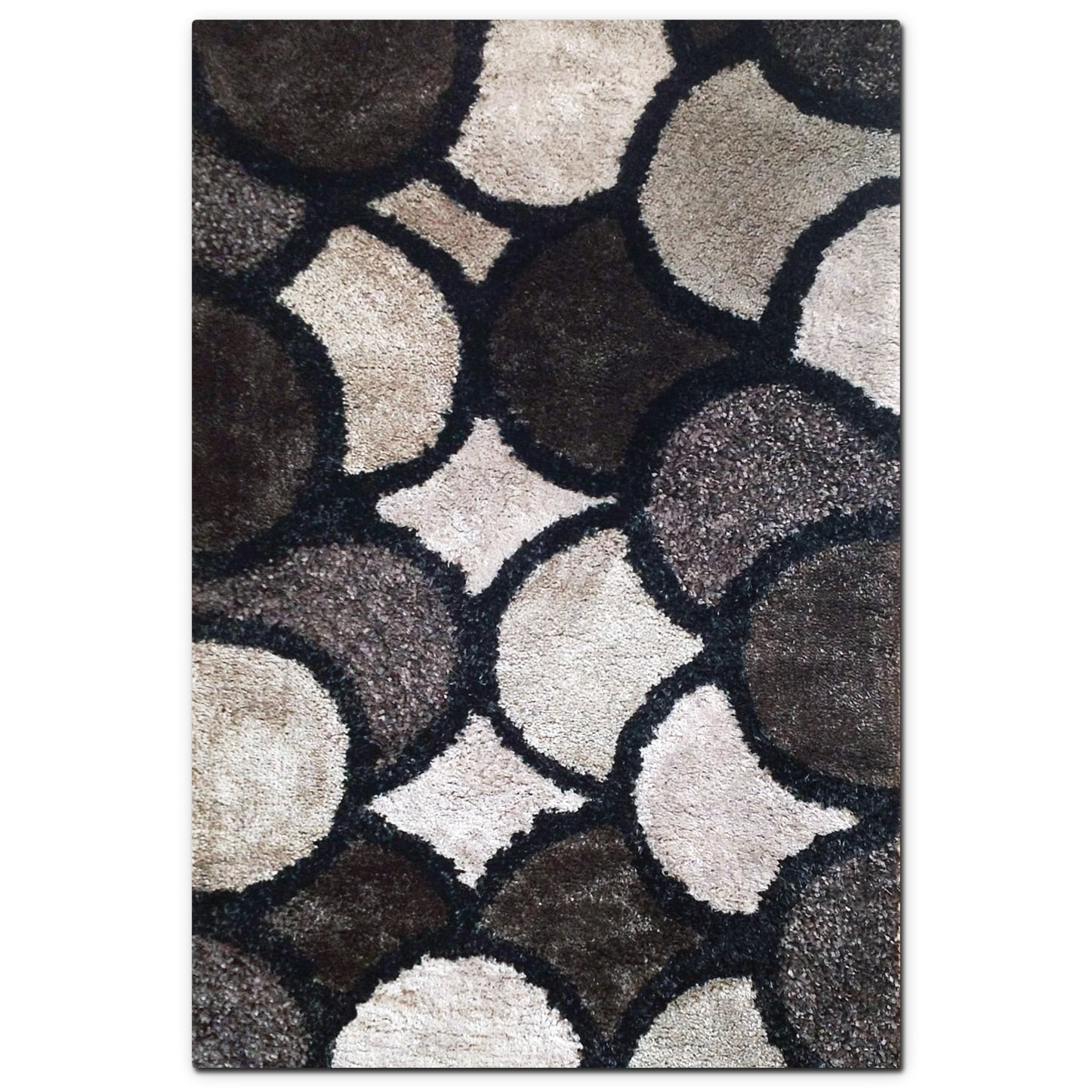 Lifestyle Disco Area Rug (5' x 8')