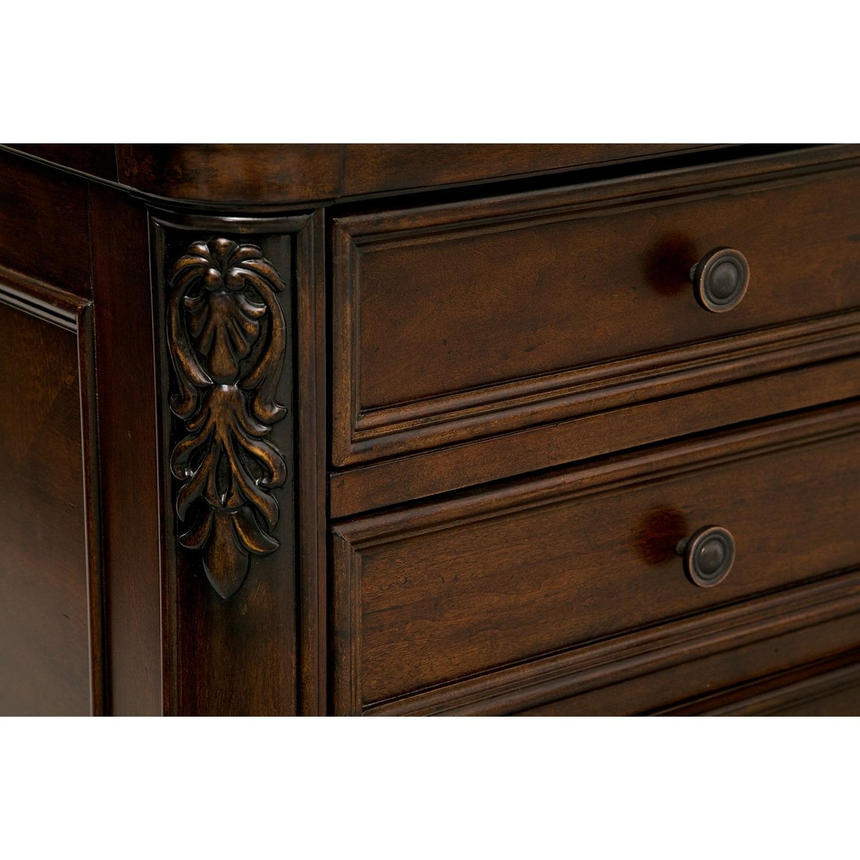 Cherry File Cabinet Ashland Combo File Cabinet Cherry American Signature Furniture