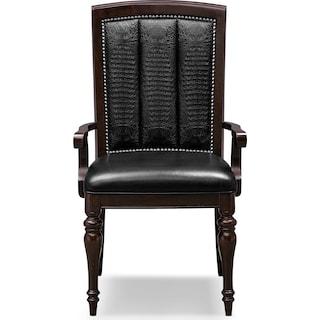 Esquire Arm Chair - Cherry