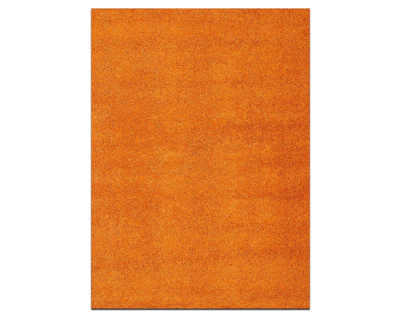 The Domino Orange Shag Collection