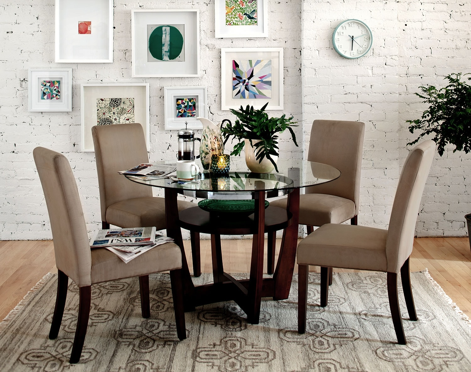 Elegant The Alcove Collection   Beige