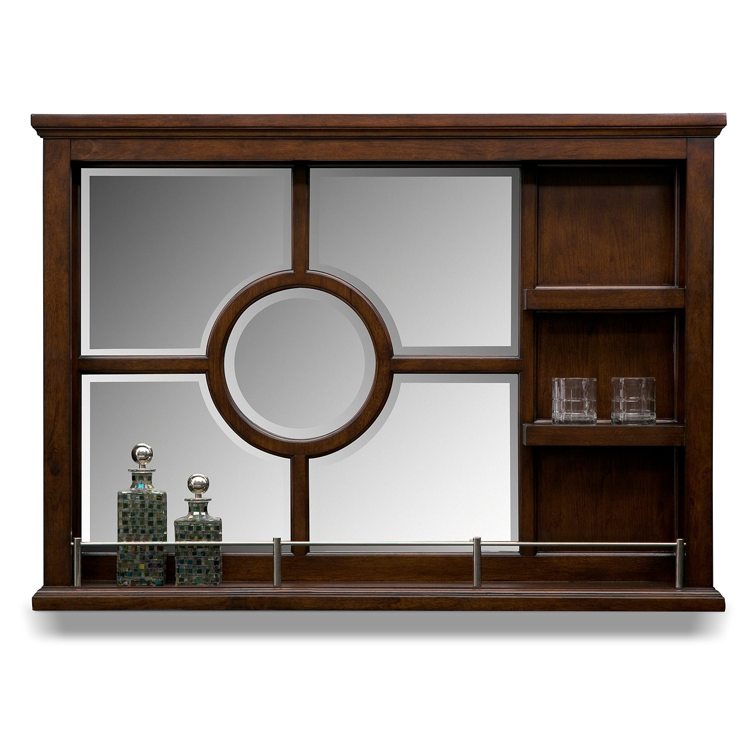 Accent and Occasional Furniture - Origins Wall Bar