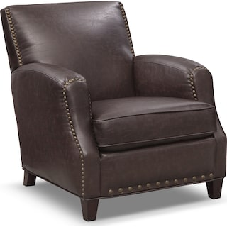 Havana Accent Chair - Walnut