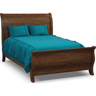 Madaline 3-Piece King Comforter Set - Teal