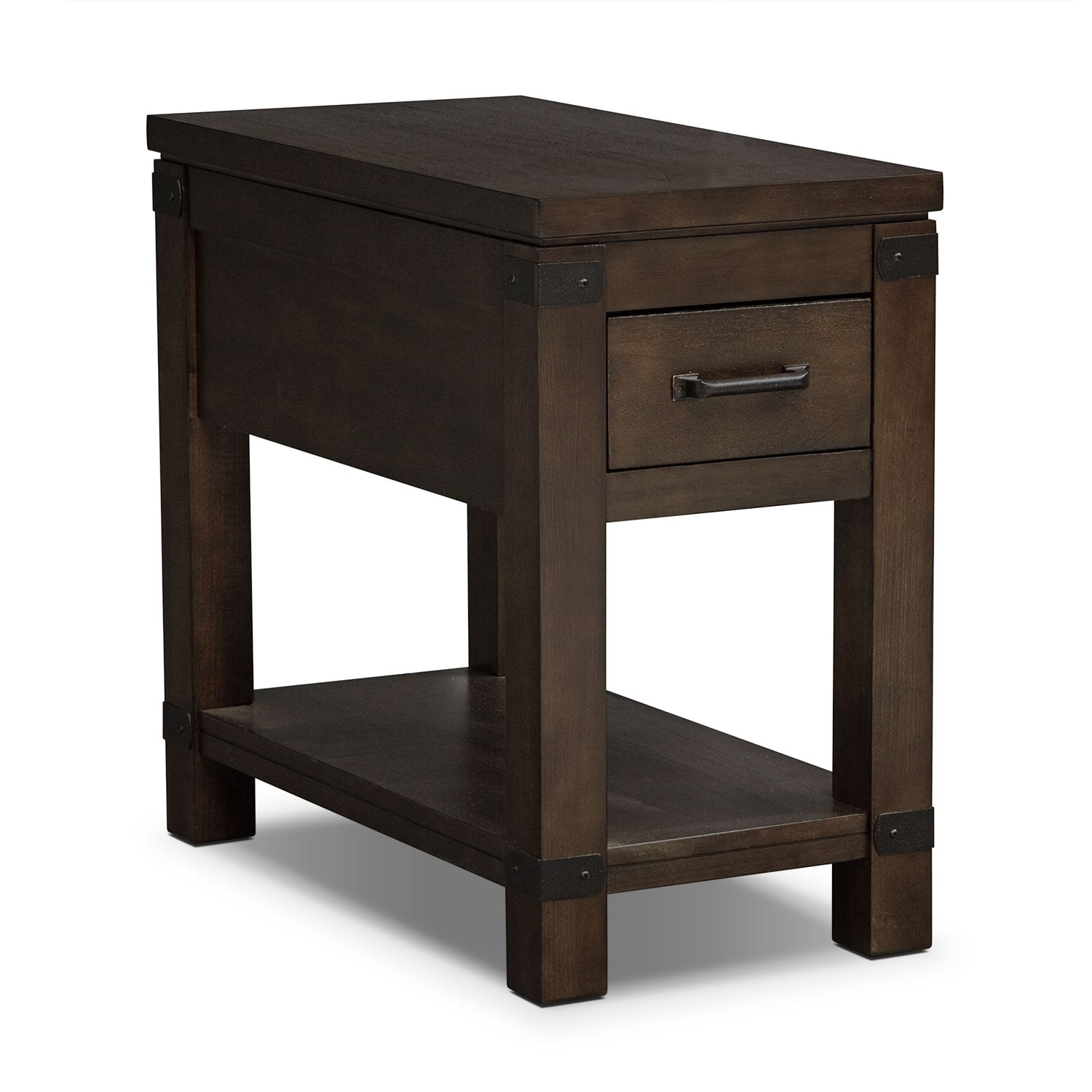 Accent and Occasional Furniture - Camryn Chairside Table