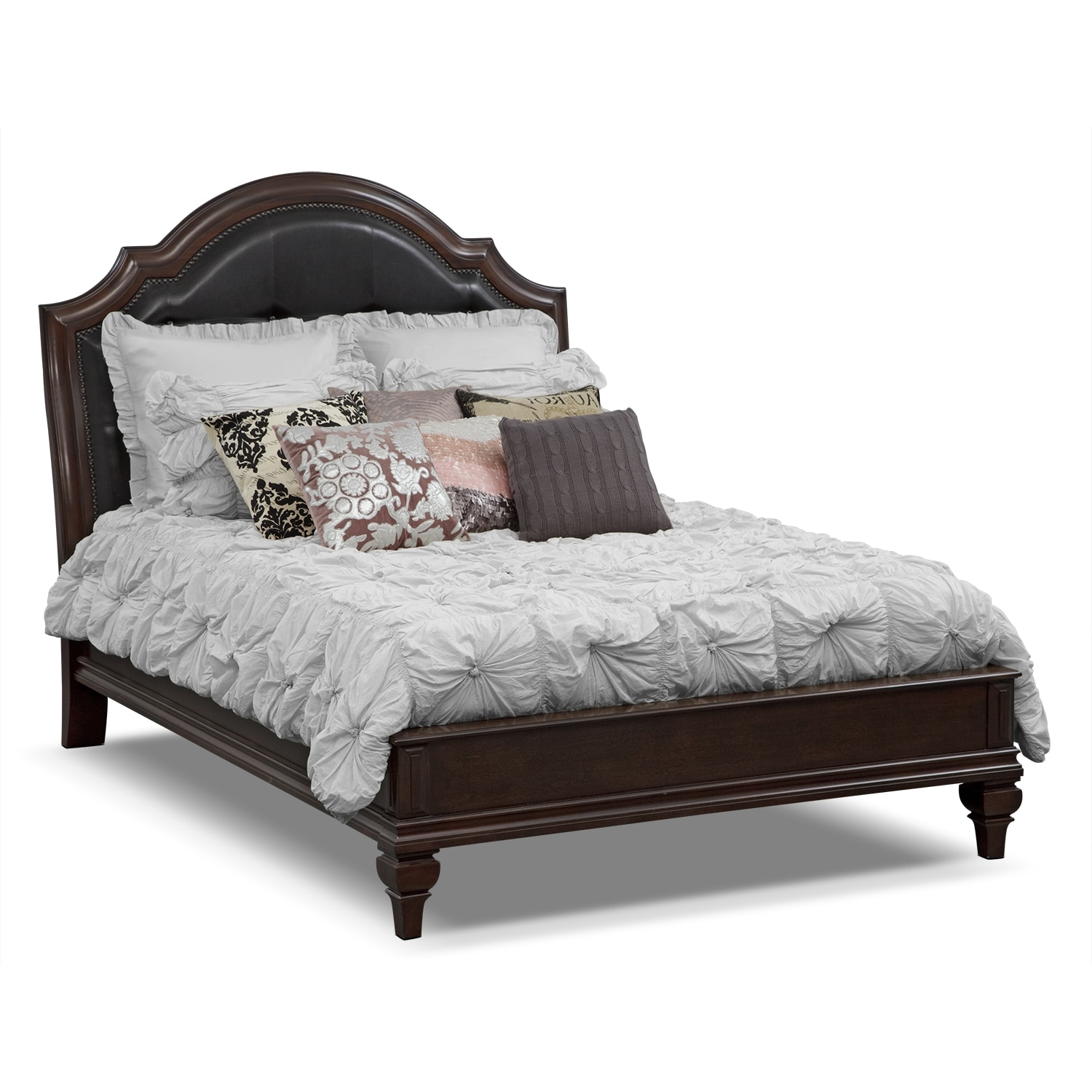Accent and Occasional Furniture - Bella Queen Bedding Set