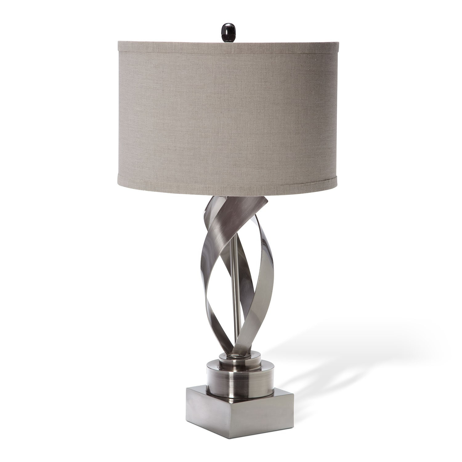 Metal Lazer Table Lamp