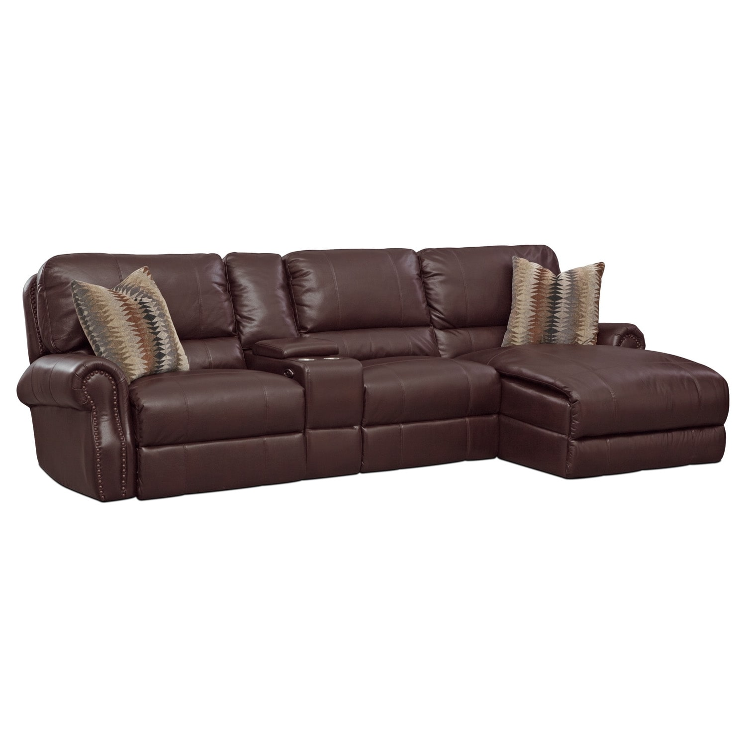 Princeton 2 Pc. Power Sectional