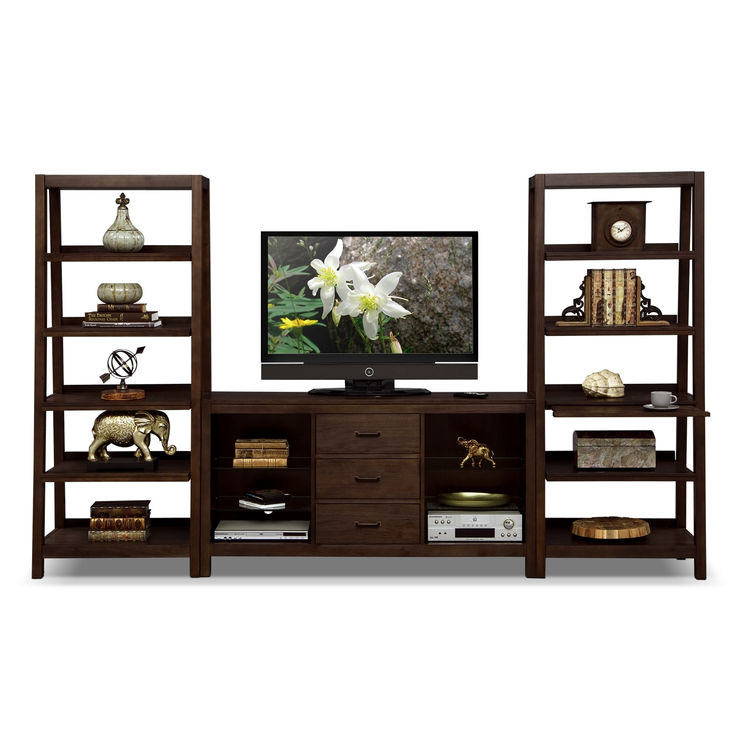 Camryn 3 Pc. Entertainment Wall Unit