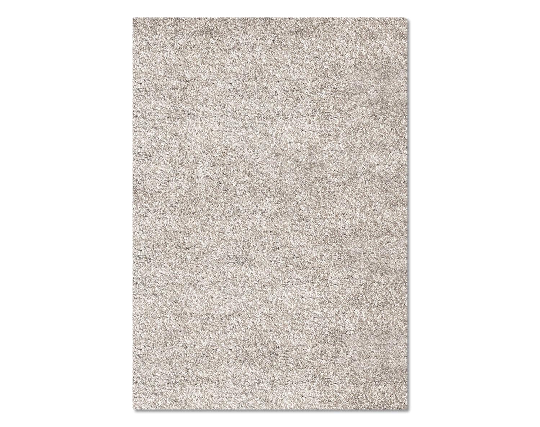The Comfort Shag Collection - Light Gray