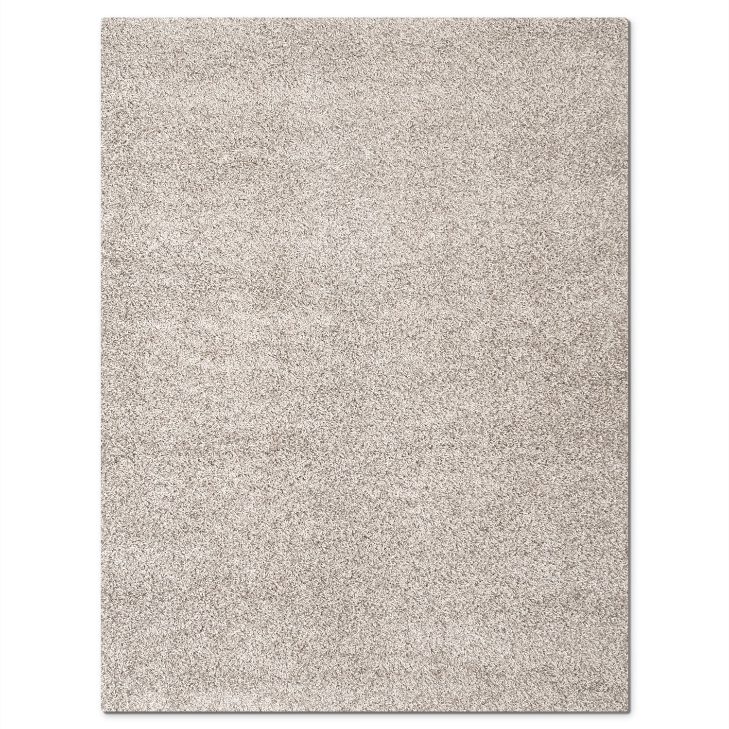 Rugs - Domino Shag Area Rug - Gray