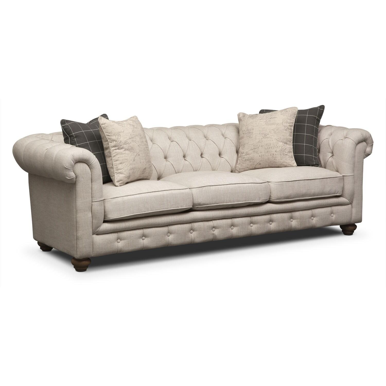 Living Room Furniture - Madeline Sofa