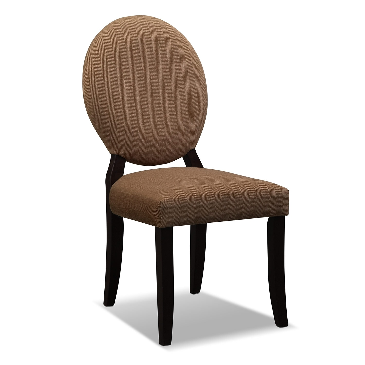 Dining Room Furniture - Cameo Side Chair - Bronze