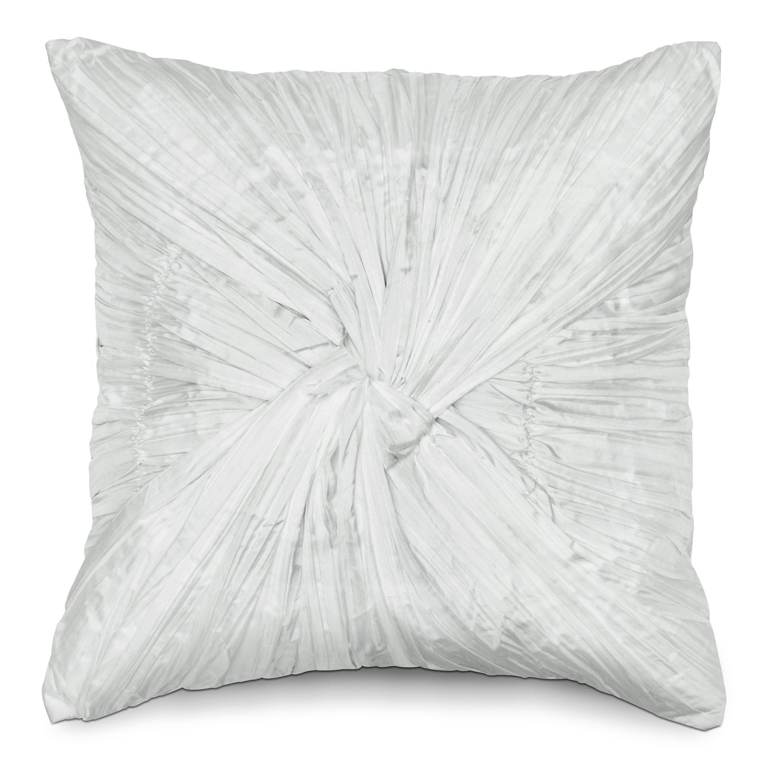 Accent and Occasional Furniture - Amour White Decorative Pillow