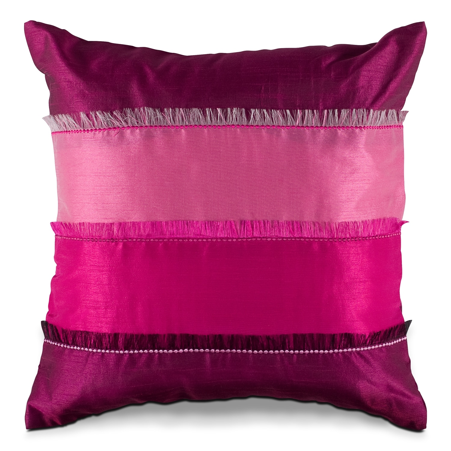 Amour Pink Decorative Pillow