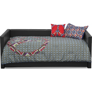 Peace Sign 3 Pc. Twin Comforter Set