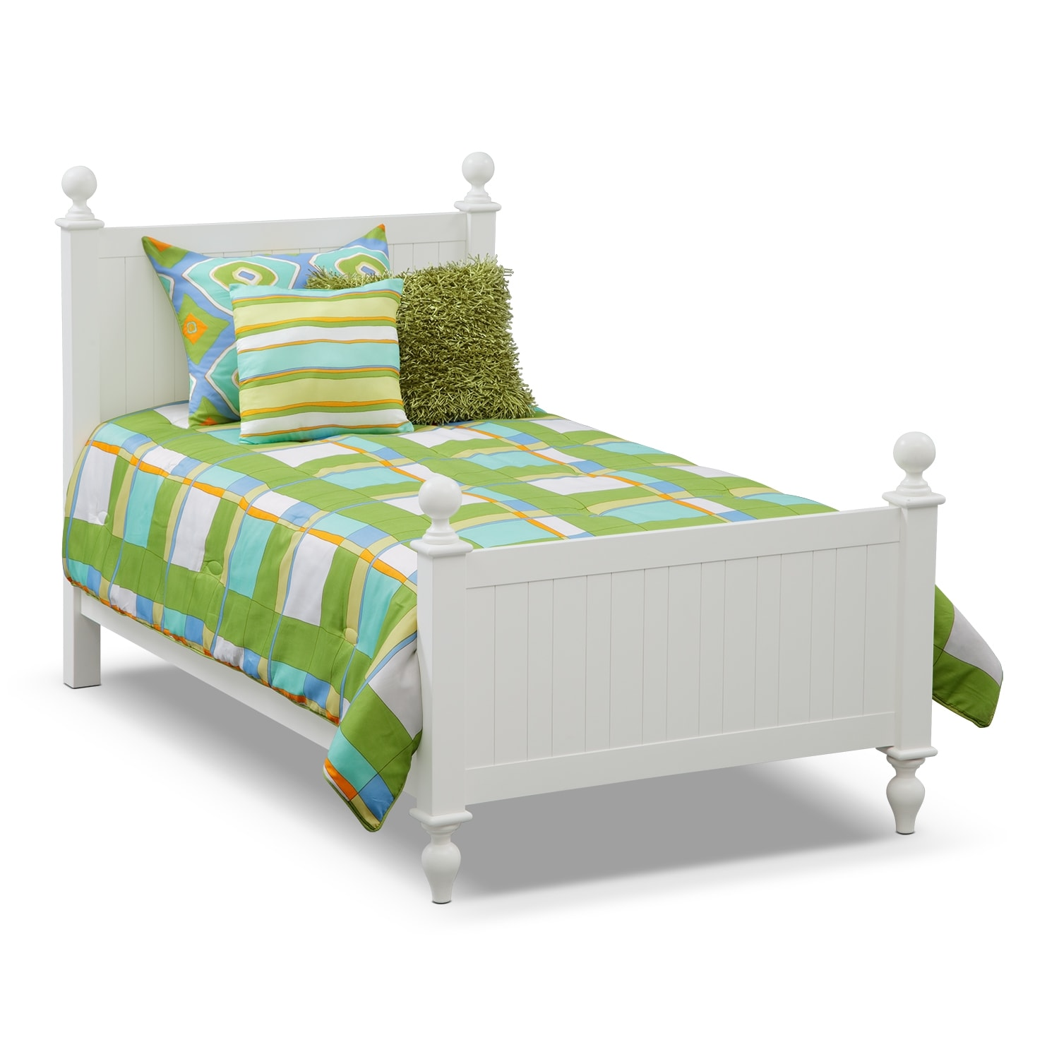Accent and Occasional Furniture - Dillon Full/Queen Bedding Set