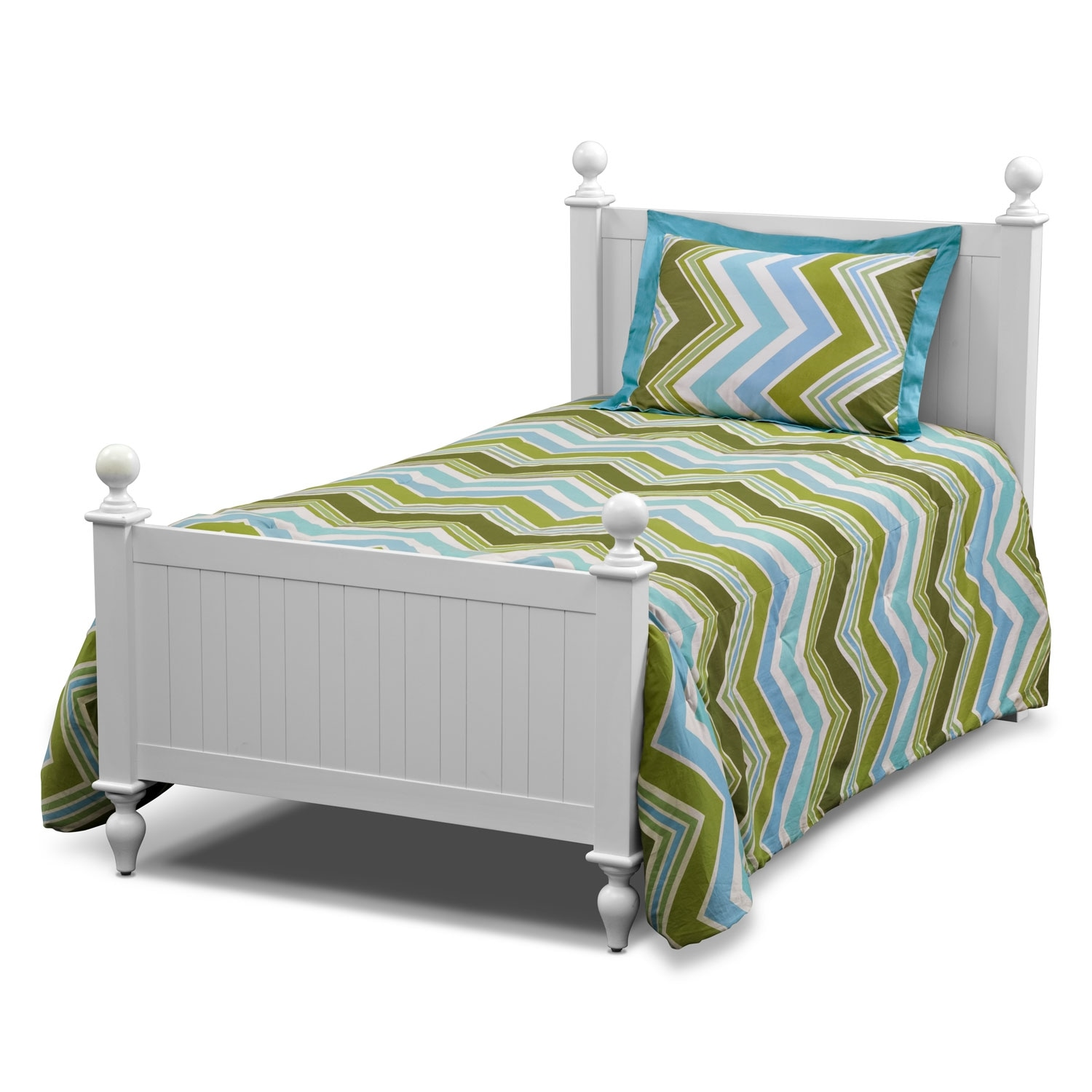 Accent and Occasional Furniture - Happy Chick 2 Pc. Twin Comforter Set