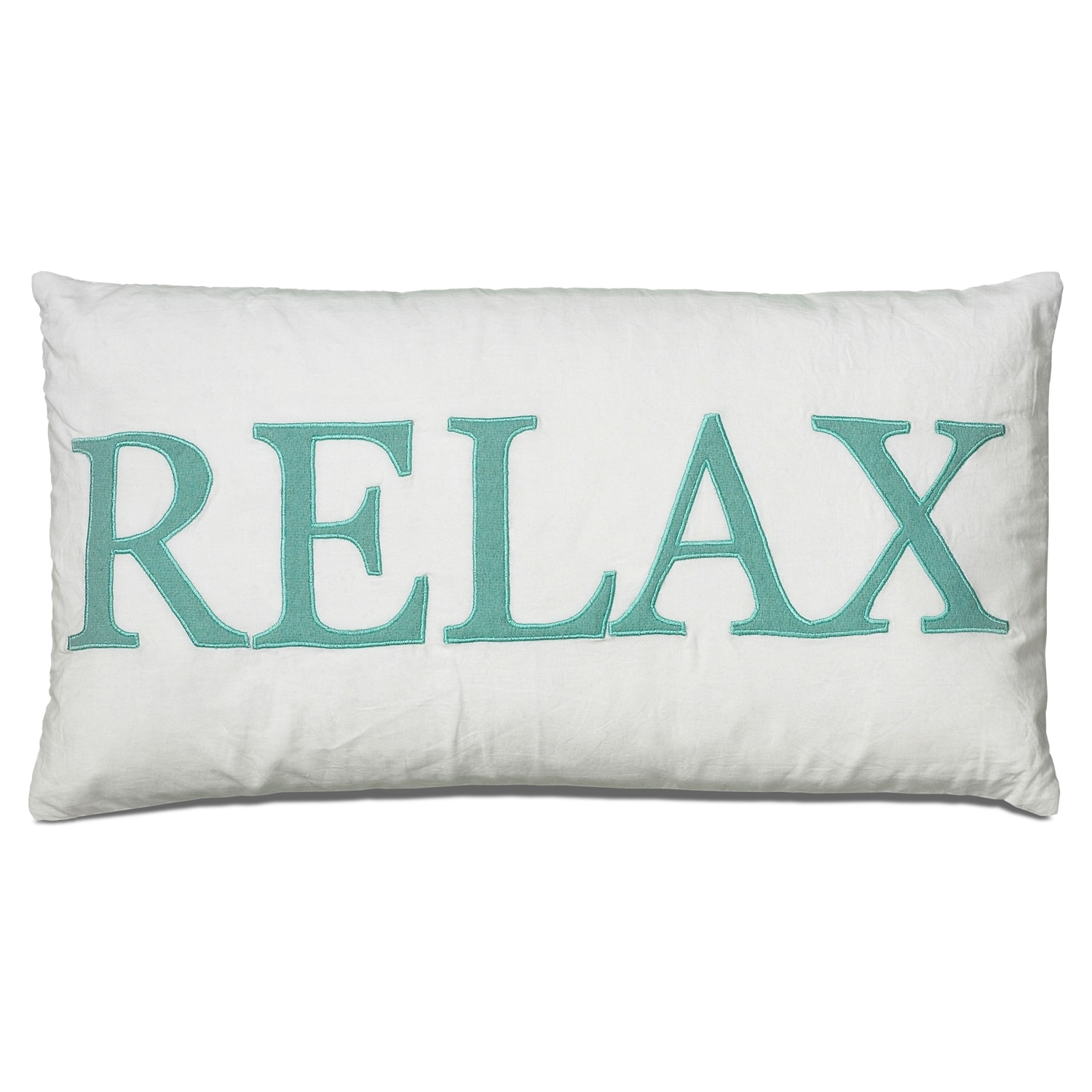 Accent and Occasional Furniture - Relax Decorative Pillow