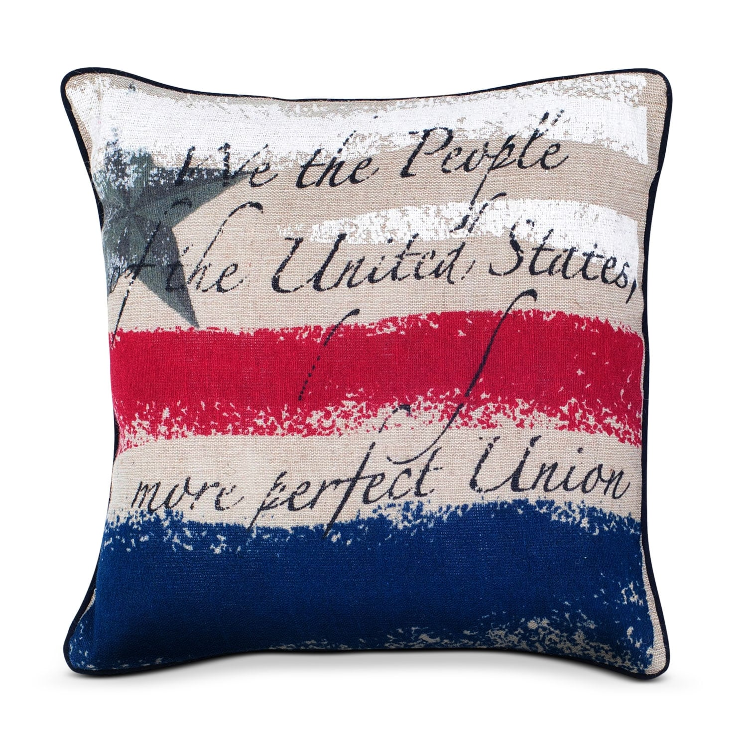Accent and Occasional Furniture - USA Decorative Pillow