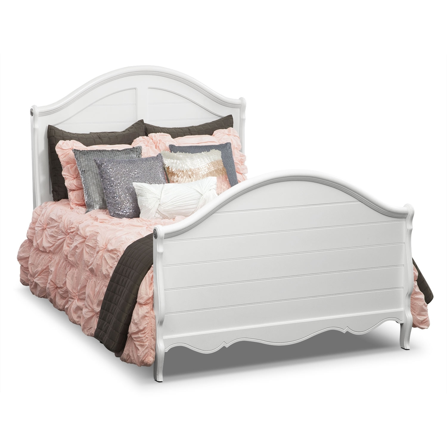 Accent and Occasional Furniture - Maddy 2 Pc. Twin Quilt Set