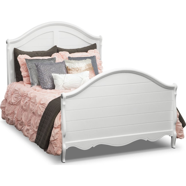 Accent and Occasional Furniture - Maddy Reversible 2-Piece Twin Quilt Set - Gray
