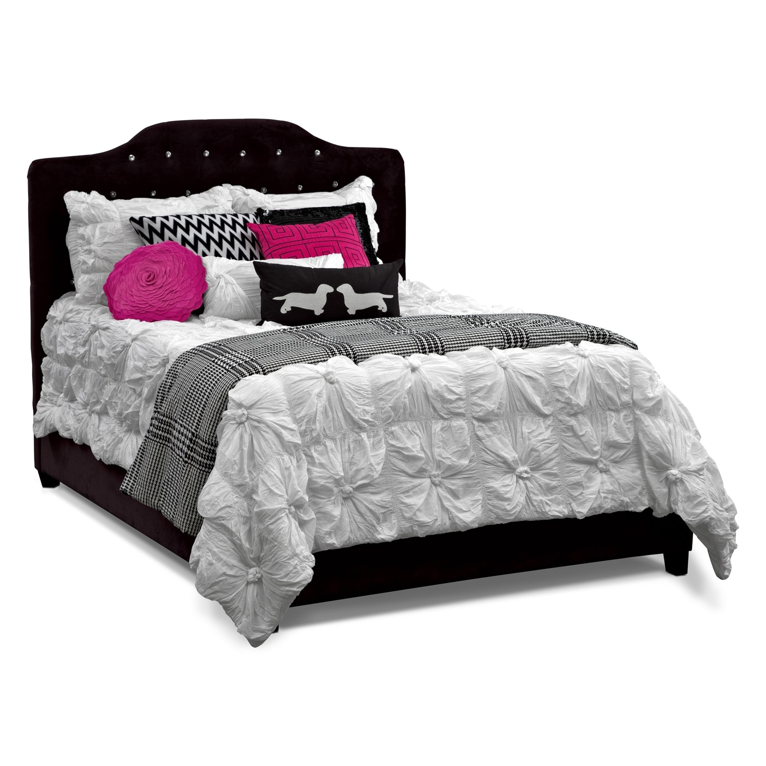 Accent and Occasional Furniture - Erin IV Twin Bedding Set