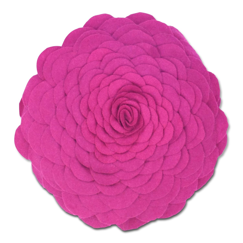 Flower Decorative Pillow