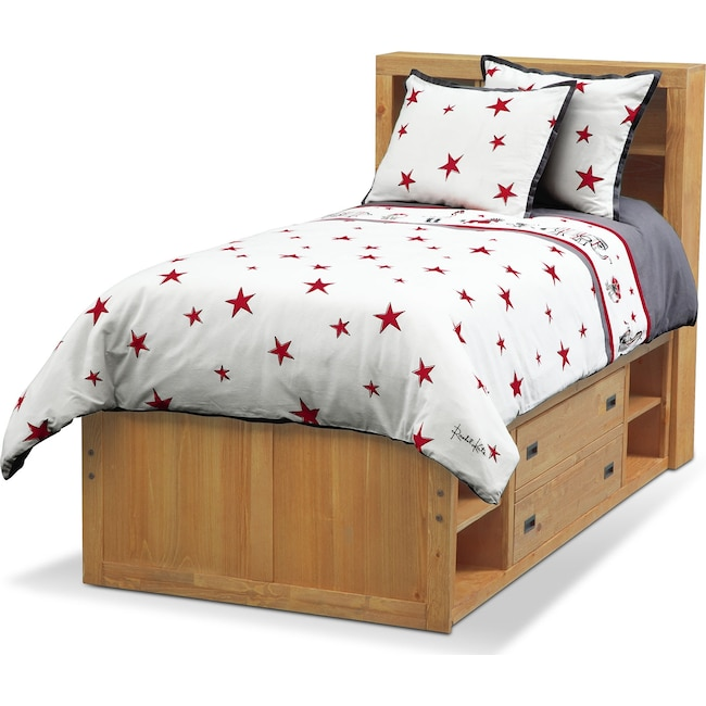 Accent and Occasional Furniture - Punker Boys 2 Pc. Twin Comforter Set