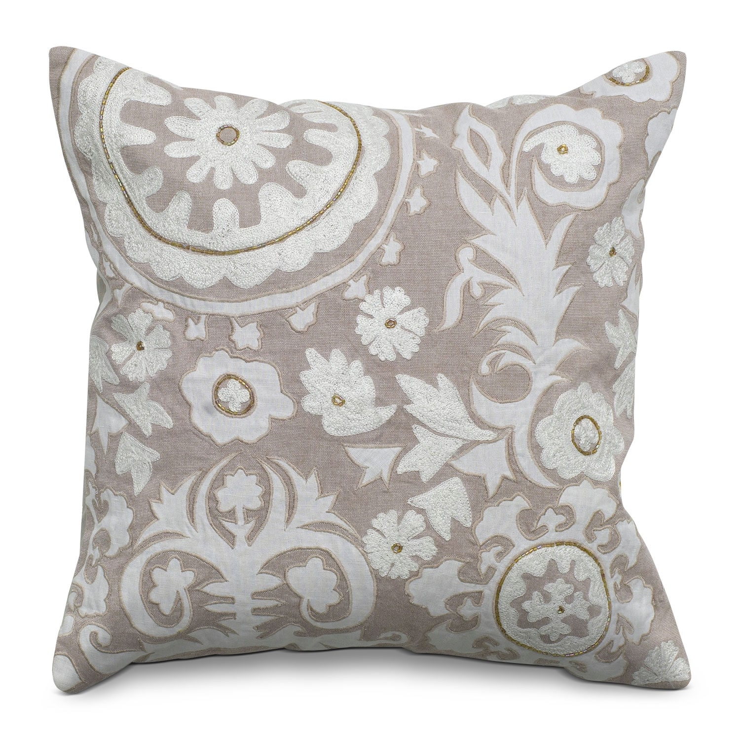 Genesis Decorative Pillow