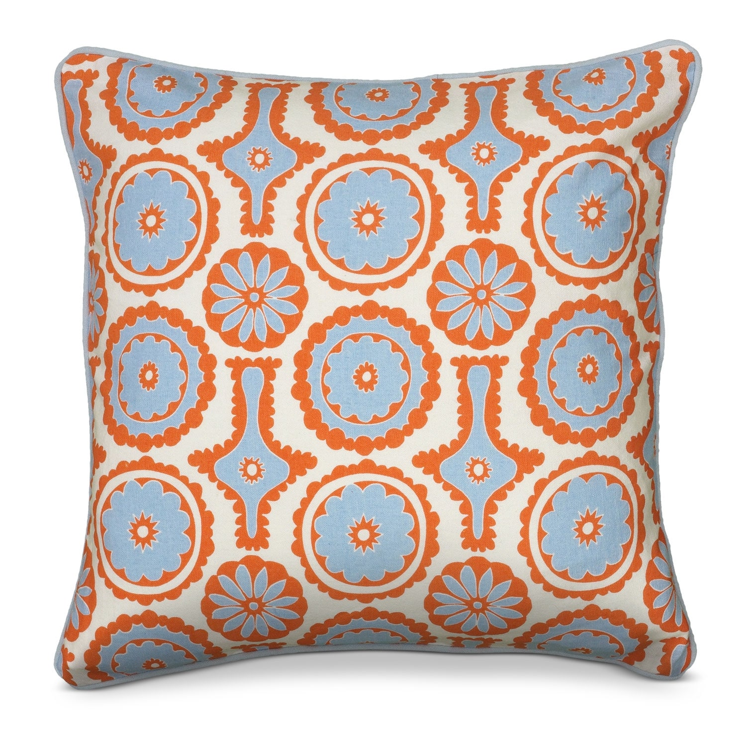 Accent and Occasional Furniture - Peggy Decorative Pillow