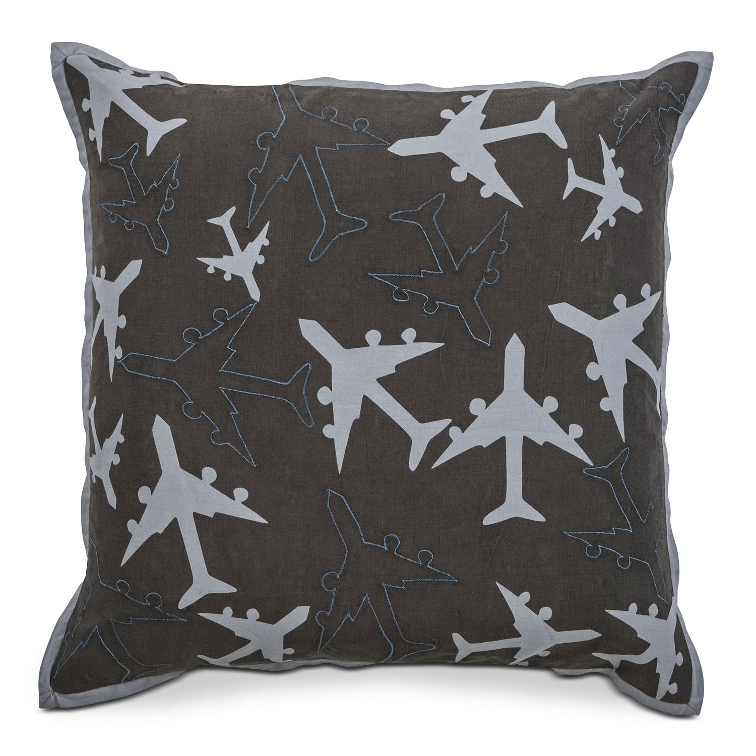 Accent and Occasional Furniture - Wesley Decorative Pillow
