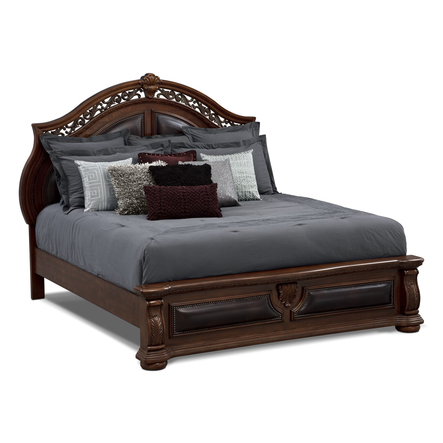 Midnite in Monroe Queen Bedding Set
