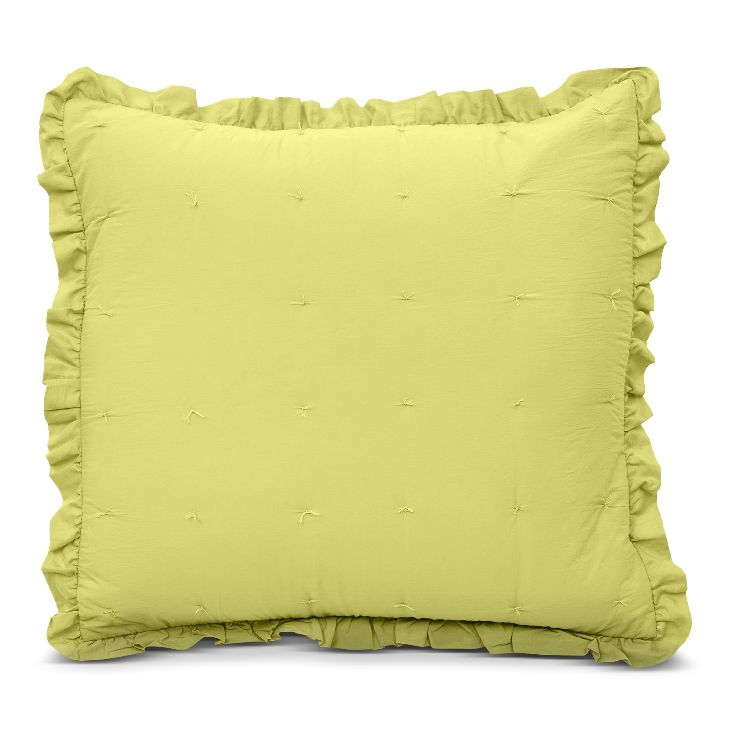 Accent and Occasional Furniture - Penelope II Euro Sham