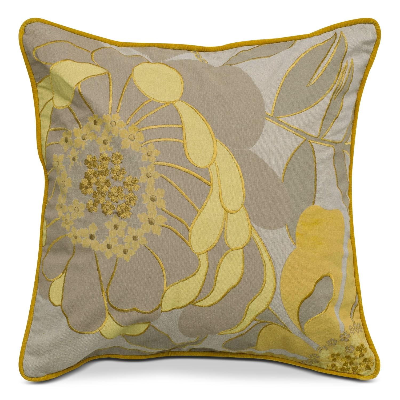 April Decorative Pillow