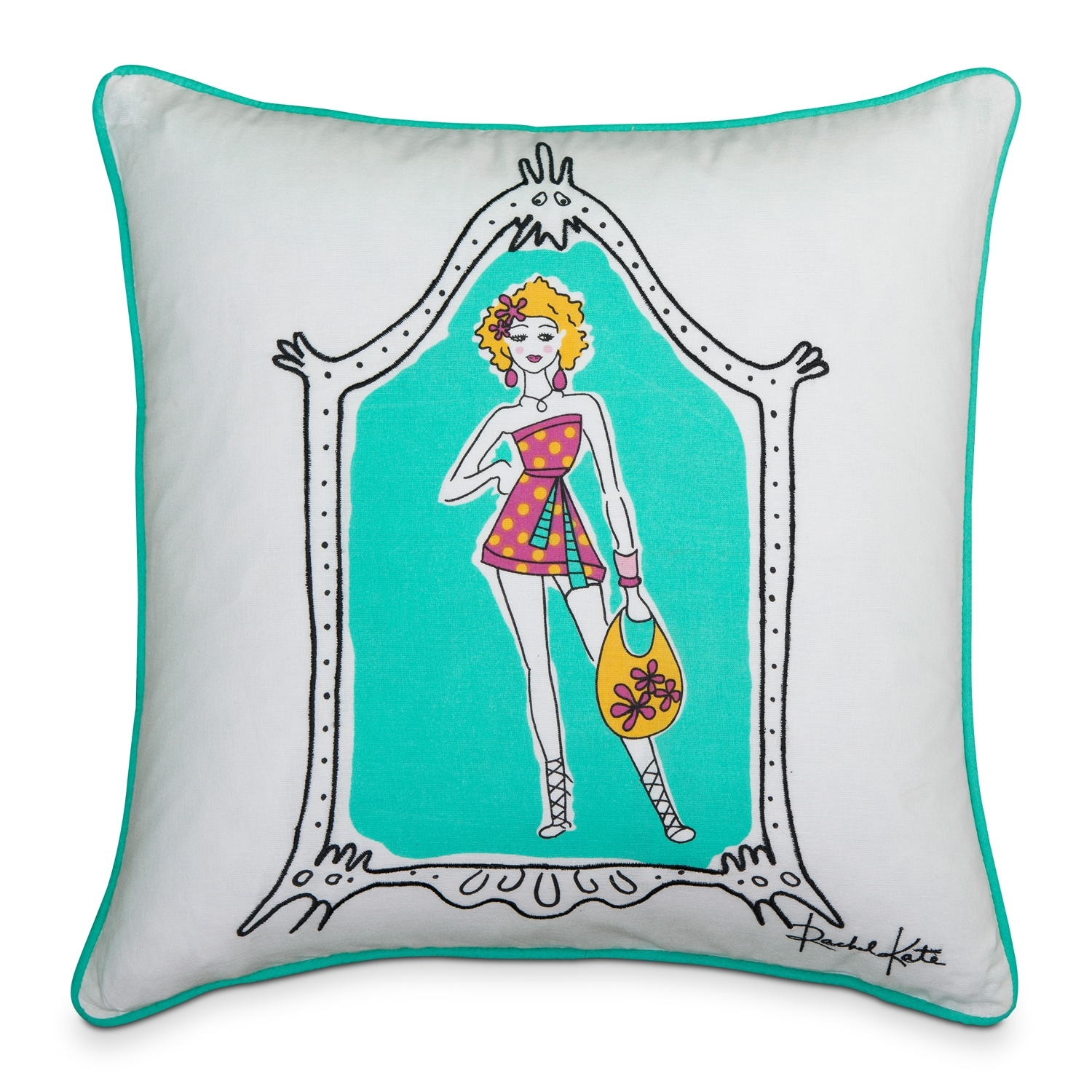 Keira Decorative Pillow