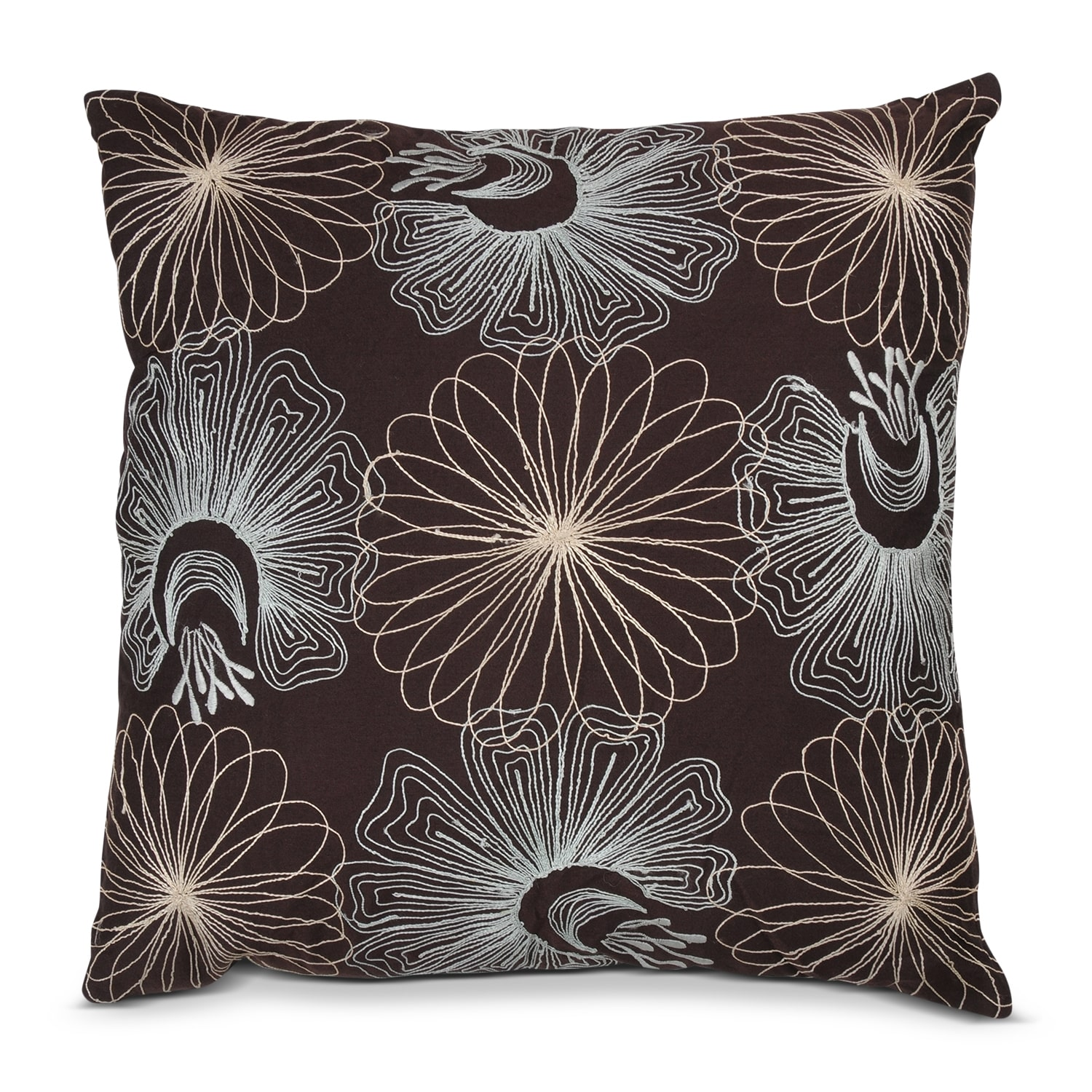 Accent and Occasional Furniture - Jasmine Decorative Pillow