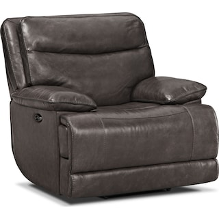 Monaco Power Recliner - Gray