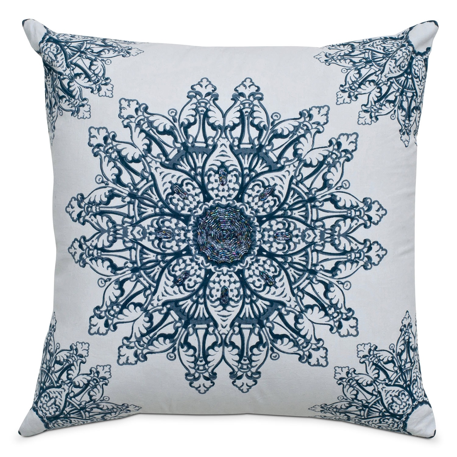 Accent and Occasional Furniture - Jade Decorative Pillow