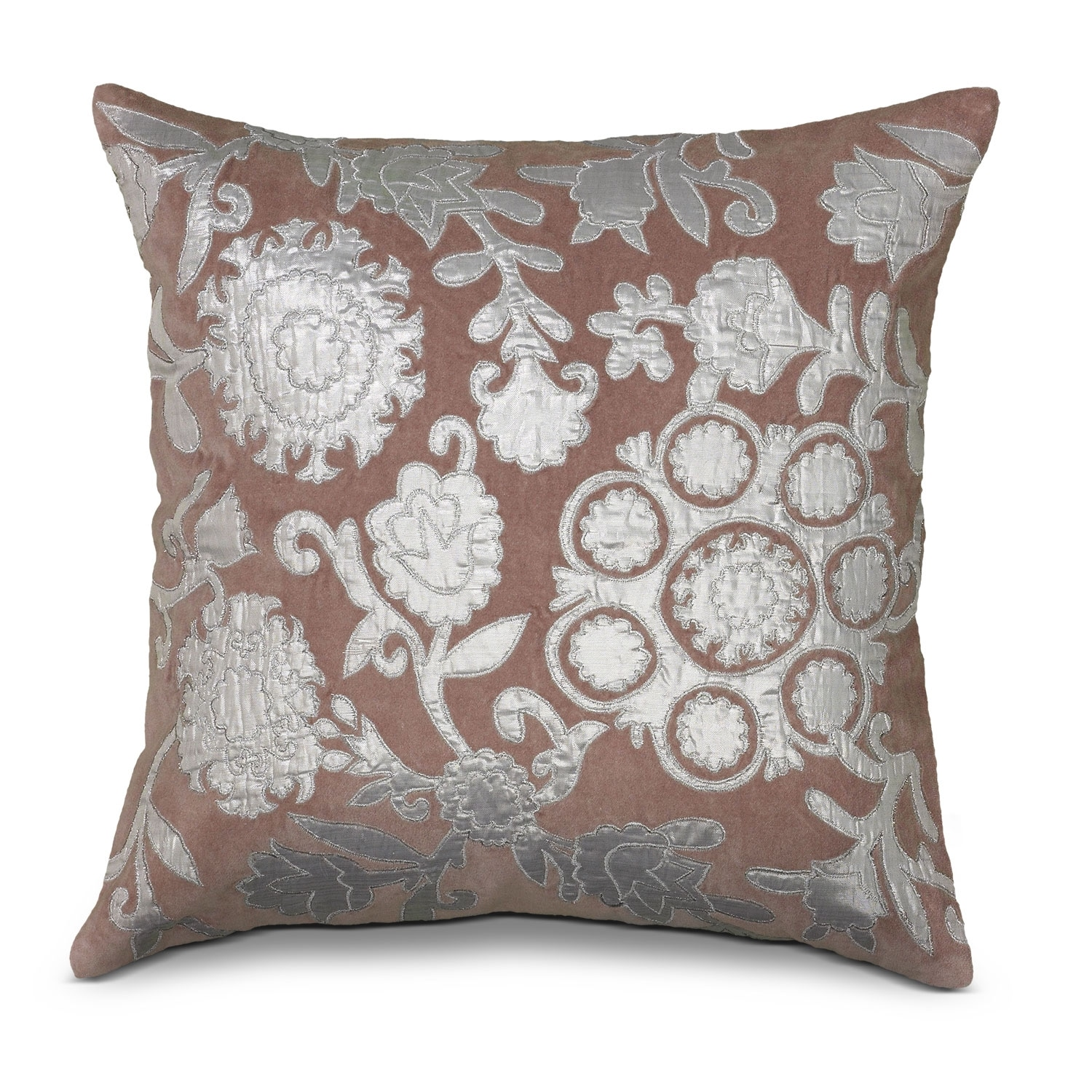 Accent and Occasional Furniture - Michelle Decorative Pillow