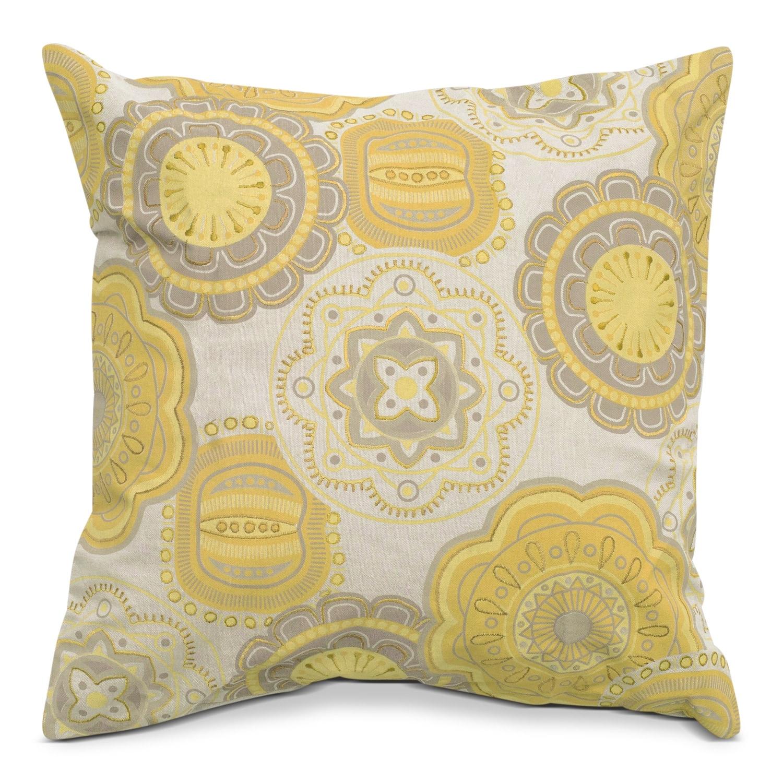 Accent and Occasional Furniture - Gigi Decorative Pillow