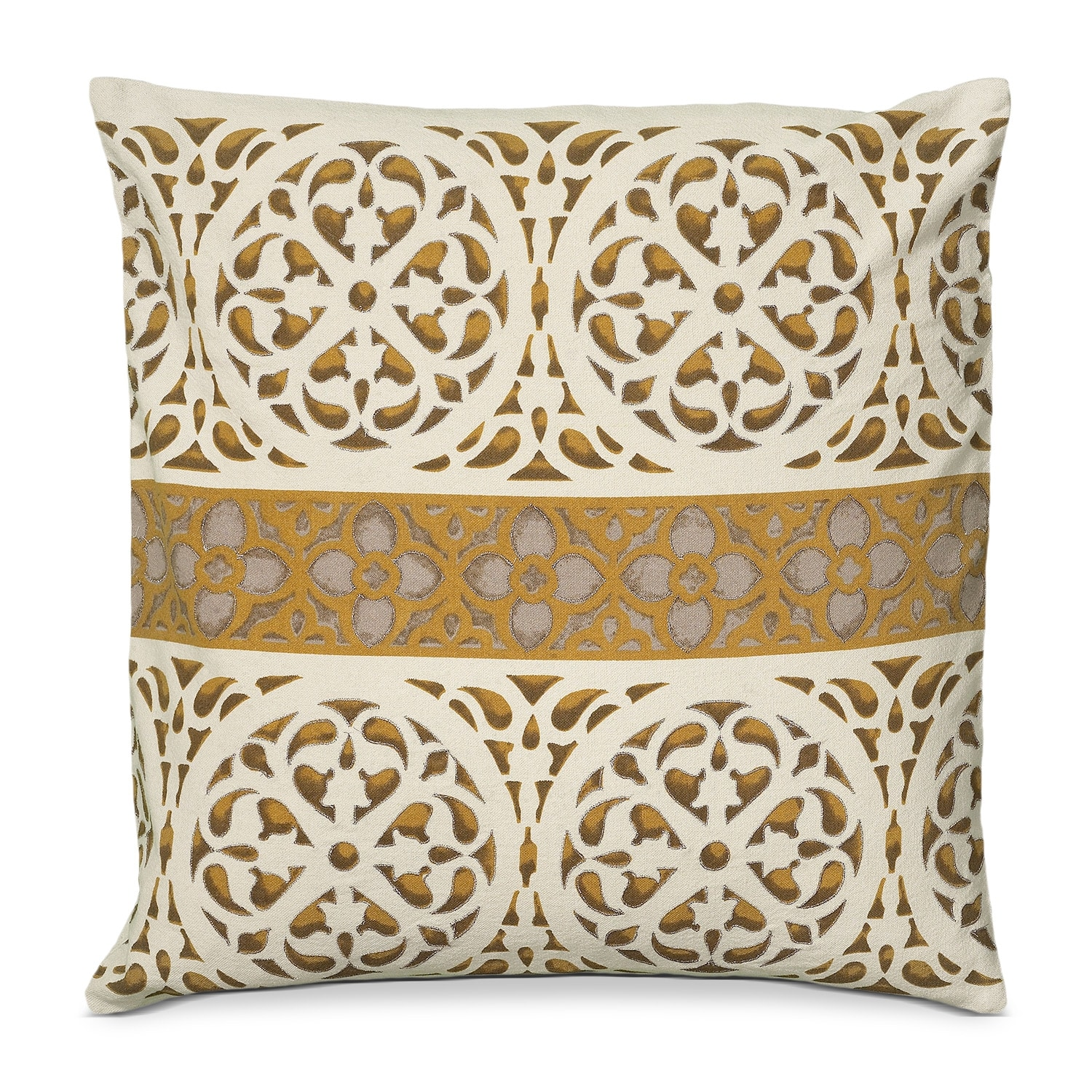 Accent and Occasional Furniture - Frances Decorative Pillow